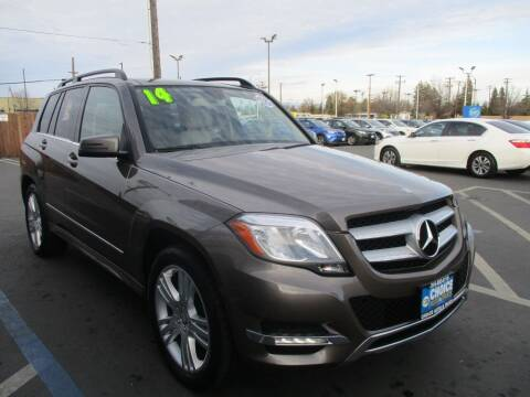 2014 Mercedes-Benz GLK for sale at Choice Auto & Truck in Sacramento CA