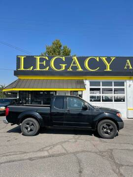 2005 Nissan Frontier for sale at Legacy Auto Sales in Toppenish WA