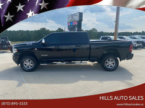 2020 RAM Ram Pickup 2500 for sale at Hills Auto Sales in Salem AR
