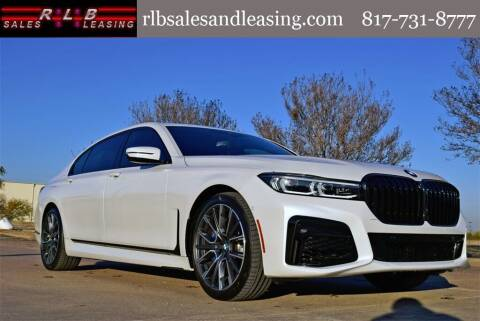 2021 BMW 7 Series for sale at RLB Sales and Leasing in Fort Worth TX