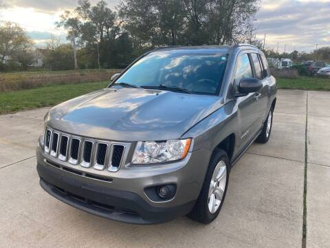 2011 Jeep Compass for sale at Mr. Auto in Hamilton OH