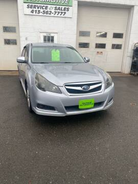 2012 Subaru Legacy for sale at Pikeside Automotive in Westfield MA