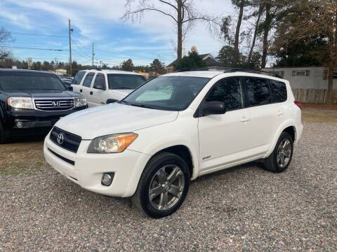 2009 Toyota RAV4 for sale at Joye & Company INC, in Augusta GA