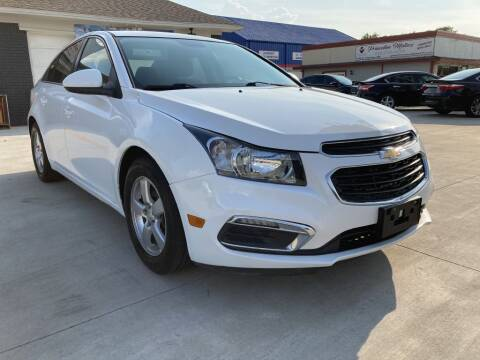 2016 Chevrolet Cruze Limited for sale at Princeton Motors in Princeton TX