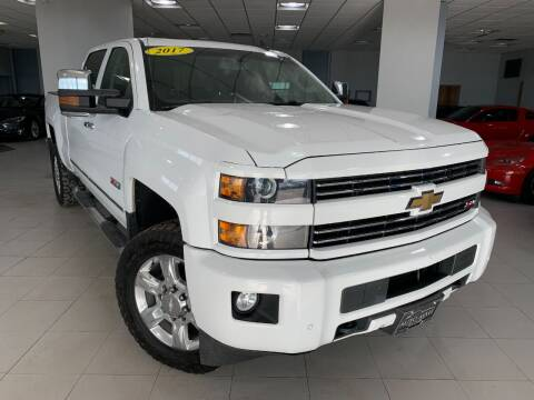 2017 Chevrolet Silverado 2500HD for sale at Auto Mall of Springfield in Springfield IL