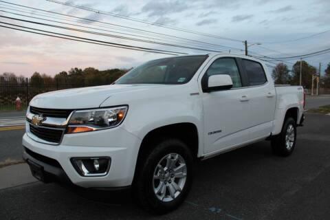 2018 Chevrolet Colorado for sale at Vantage Auto Wholesale in Lodi NJ
