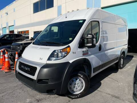 2020 RAM ProMaster Cargo for sale at Best Auto Group in Chantilly VA