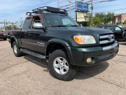 2006 Toyota Tundra for sale at First Class Auto Land in Philadelphia PA