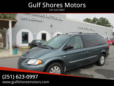 2007 Chrysler Town and Country for sale at Gulf Shores Motors in Gulf Shores AL