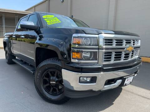 2015 Chevrolet Silverado 1500 for sale at Xtreme Truck Sales in Woodburn OR