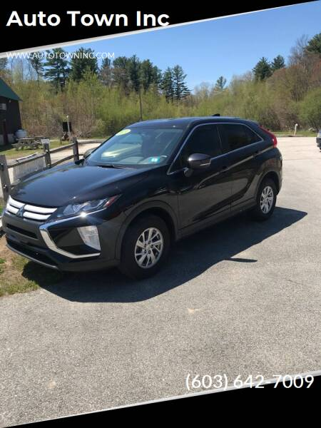 2019 Mitsubishi Eclipse Cross for sale at Auto Town Inc in Brentwood NH