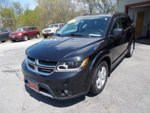 2012 Dodge Journey for sale at Careys Auto Sales in Rutland VT