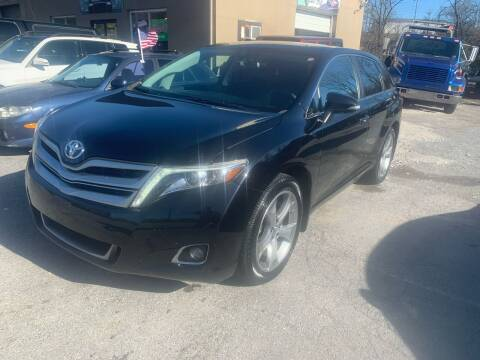 2013 Toyota Venza for sale at GET N GO USED AUTO & REPAIR LLC in Martinsburg WV