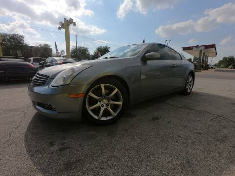 2007 Infiniti G35 for sale at Friendly Auto Sales in Pasadena TX