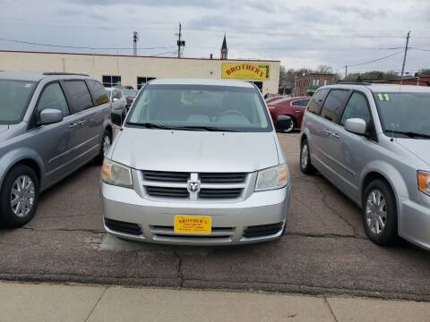 2009 Dodge Grand Caravan for sale at Brothers Used Cars Inc in Sioux City IA