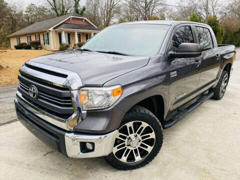 2014 Toyota Tundra for sale at Cobb Luxury Cars in Marietta GA