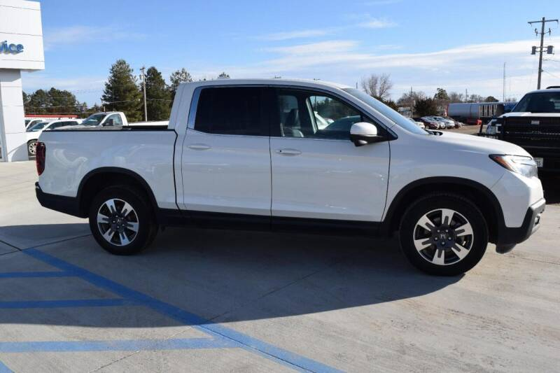 2017 Honda Ridgeline for sale at Tripe Motor Company in Alma NE