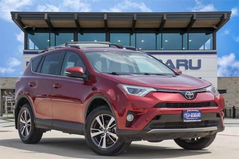 2018 Toyota RAV4 for sale at Douglass Automotive Group - Douglas Subaru in Waco TX