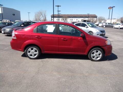 2011 Chevrolet Aveo for sale at Automart 150 in Council Bluffs IA
