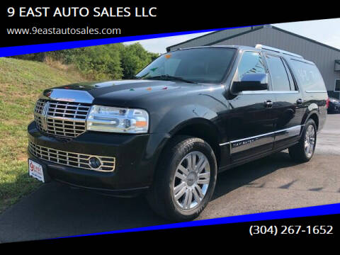 2014 Lincoln Navigator L for sale at 9 EAST AUTO SALES LLC in Martinsburg WV