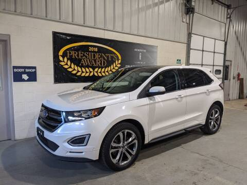 2015 Ford Edge for sale at LIDTKE MOTORS in Beaver Dam WI