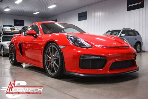 2016 Porsche Cayman for sale at Cantech Automotive in North Syracuse NY