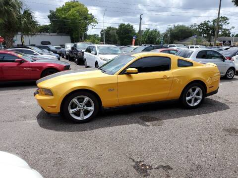 2011 Ford Mustang for sale at QLD AUTO INC in Tampa FL