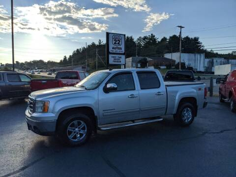 2010 GMC Sierra 1500 for sale at Route 22 Autos in Zanesville OH