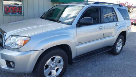 2007 Toyota 4Runner for sale at Haigler Motors Inc in Tyler TX