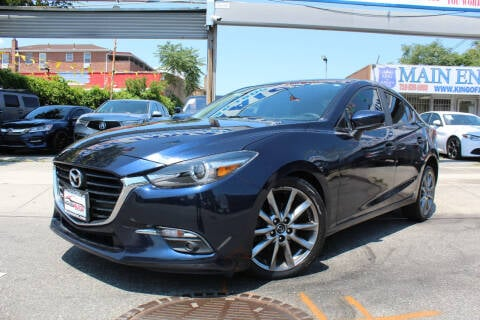 2018 Mazda MAZDA3 for sale at MIKEY AUTO INC in Hollis NY