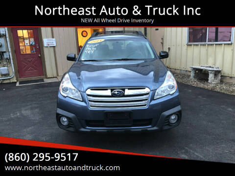 2014 Subaru Outback for sale at Northeast Auto & Truck Inc in Marlborough CT