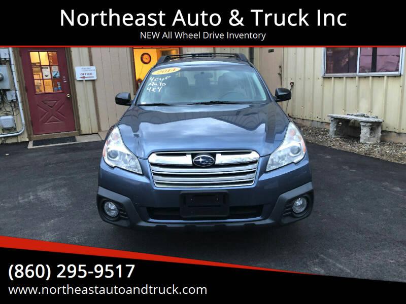 2014 Subaru Outback for sale at Northeast Auto & Truck Inc in Marlborough CT