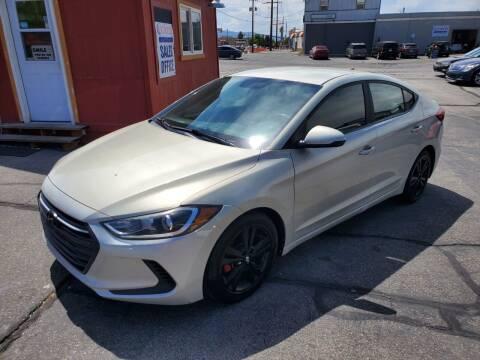 2017 Hyundai Elantra for sale at Curtis Auto Sales LLC in Orem UT