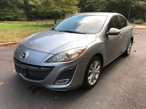 2011 Mazda MAZDA3 for sale at Bowie Motor Co in Bowie MD