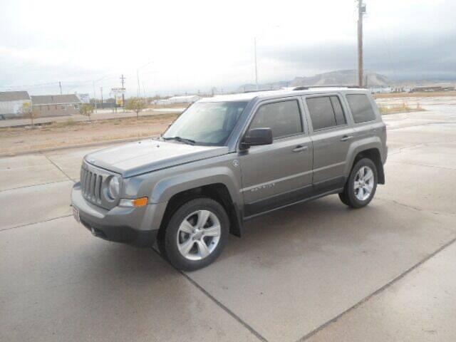 2013 Jeep Patriot for sale at Twin City Motors in Scottsbluff NE