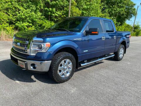 2014 Ford F-150 for sale at Autoteam of Valdosta in Valdosta GA
