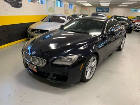 2013 BMW 6 Series for sale at Newton Automotive and Sales in Newton MA