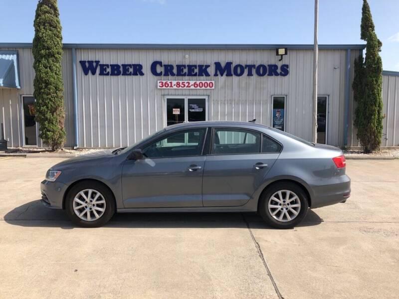 2015 Volkswagen Jetta for sale at Weber Creek Motors in Corpus Christi TX