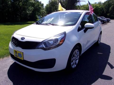 2014 Kia Rio for sale at American Auto Sales in Forest Lake MN