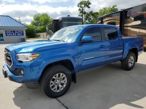 2018 Toyota Tacoma for sale at Kell Auto Sales, Inc - Grace Street in Wichita Falls TX