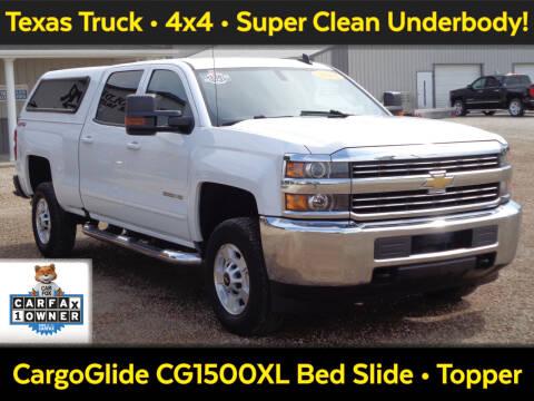 2018 Chevrolet Silverado 2500HD for sale at Burkholder Truck Sales LLC (Edina) in Edina MO