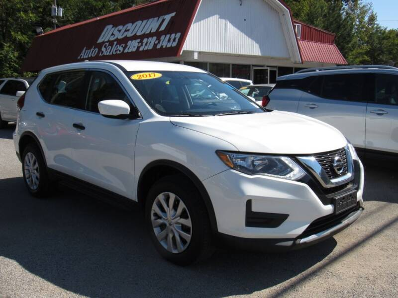 2017 Nissan Rogue for sale at Discount Auto Sales in Pell City AL