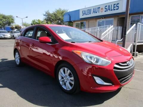 2013 Hyundai Elantra GT for sale at Salem Auto Sales in Sacramento CA