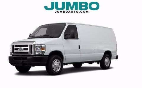 2010 Ford E-Series Cargo for sale at Jumbo Auto & Truck Plaza in Hollywood FL