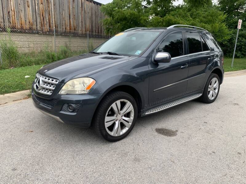 2010 Mercedes-Benz M-Class for sale at Posen Motors in Posen IL