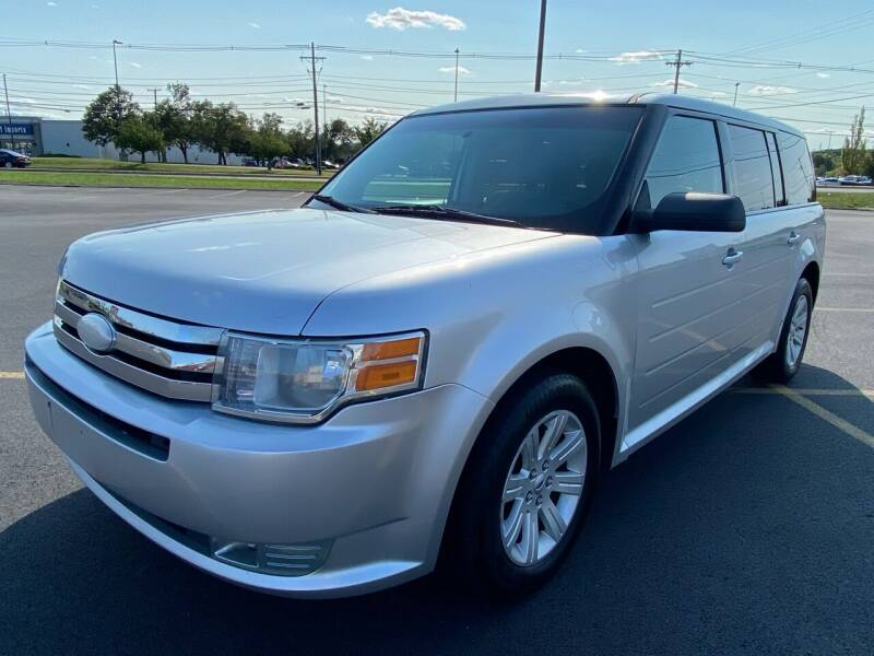 2012 Ford Flex for sale at Kostyas Auto Sales Inc in Swansea MA