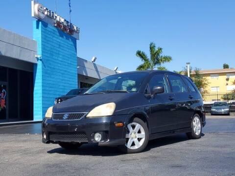 2006 Suzuki Aerio for sale at Tech Auto Sales in Hialeah FL