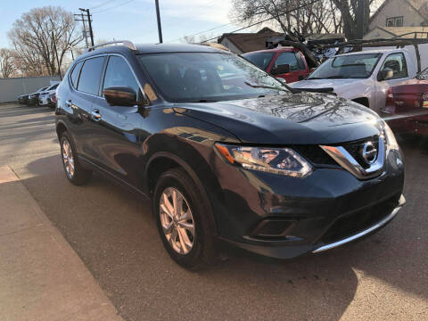 2016 Nissan Rogue for sale at Nice Cars Auto Inc in Minneapolis MN