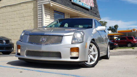 2006 Cadillac CTS-V for sale at Nationwide Auto Sales in Melvindale MI