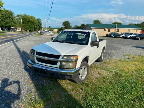 2006 Chevrolet Colorado for sale at US5 Auto Sales in Shippensburg PA